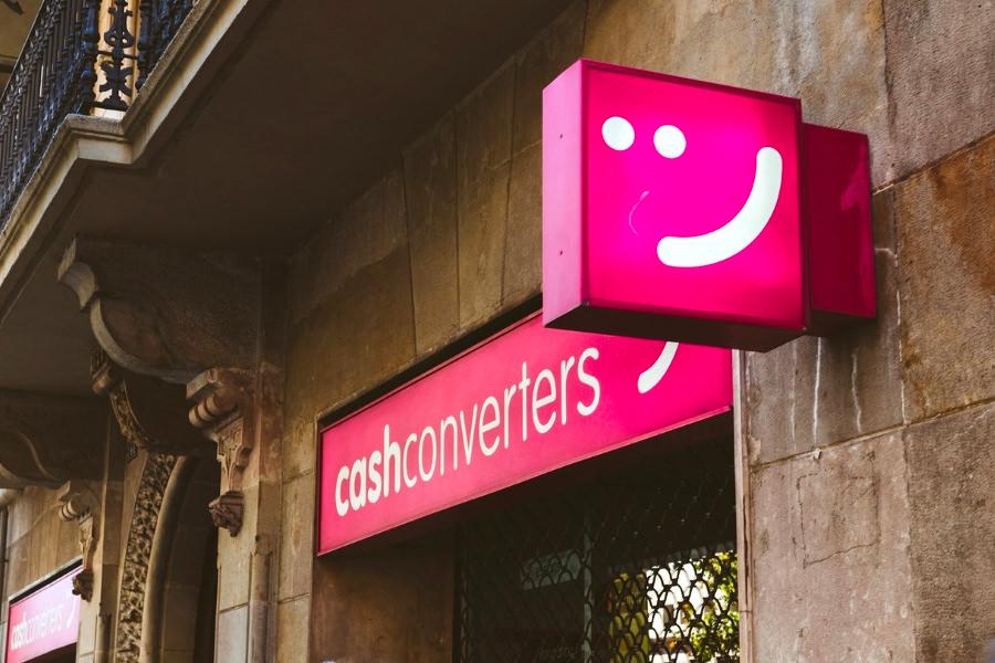 Cash Converters foto, cliente raíz
